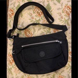 Kipling crossbody black bag